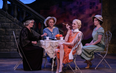 'Enchanted April' musical finds life and love