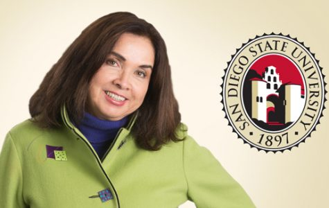 Adela de la Torre, vice chancellor of student affairs and campus diversity at UC Davis, will serve as SDSU's new president. Photo courtesy of SDSU Newscenter.