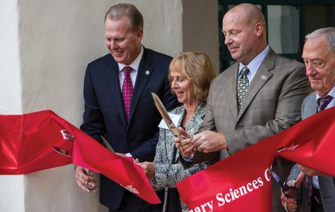 New Engineering and Interdisciplinary Sciences Complex opens its doors