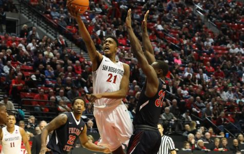 Aztecs drop another close contest to Bulldogs, 77-73