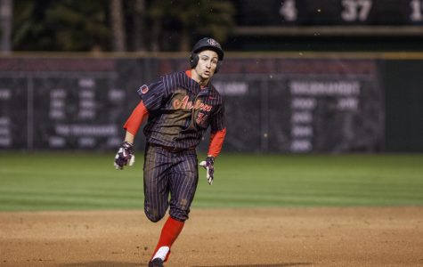 Aztecs complete series sweep of UCSB with 7-5 victory
