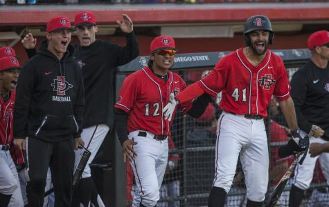 Aztecs win 5-4 thriller over Grand Canyon to complete Tony Gwynn Classic
