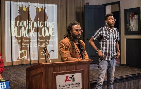 Student organization holds 'Black Love' forum