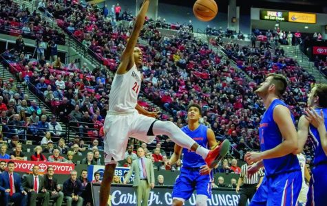 Aztecs take down Boise State with 72-64 victory
