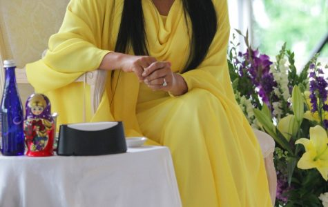 Spiritual master Sai Maa brings her practices to San Diego