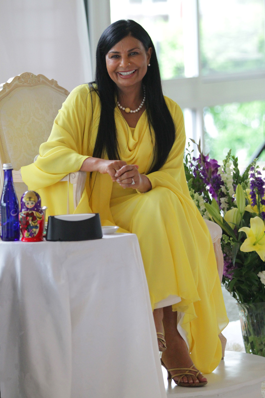 Sai Maa is set to bring her spiritual practices to San Diego on Feb. 17