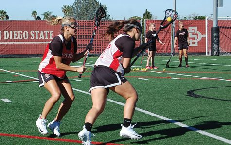 Women's lacrosse captain to lead by example