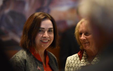 SDSU escoge a la primera mujer como presidenta
