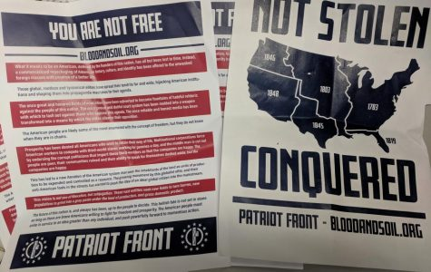 White nationalist flyers appear at San Diego State