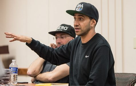 'Power to the People' Italian hip hop workshop crosses language barriers