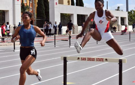 SDSU track & field hosts 40th annual Aztec Open & Invitational