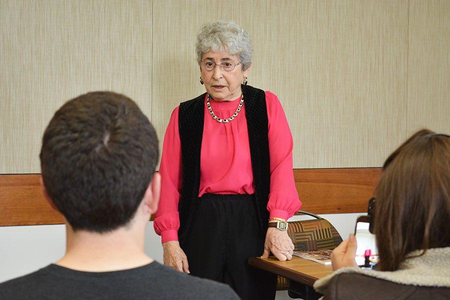 Sobreviviente+del+Holocausto+comparte+su+historia+con+estudiantes+en+SDSU