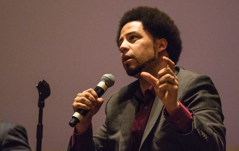 Third annual Black Lives Matter panel covers racial issues in US
