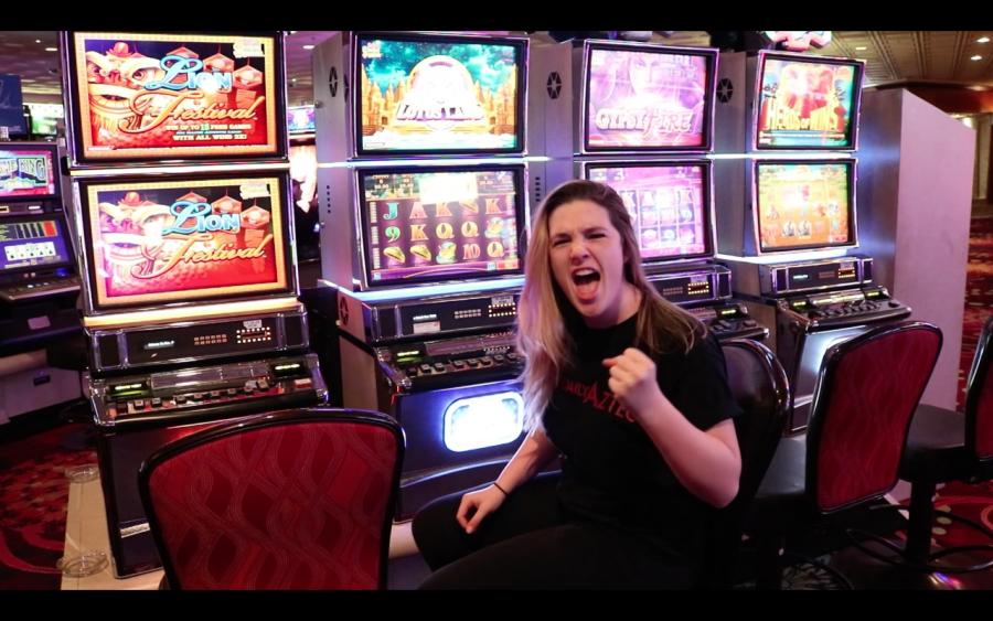 Candid Cam in Las Vegas