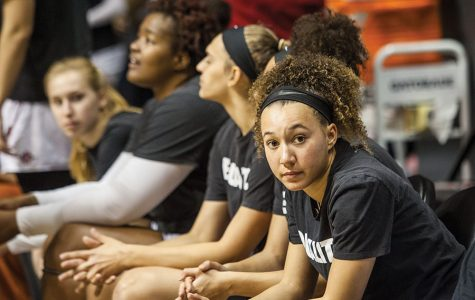 Women's basketball falls in opening round of MW tournament