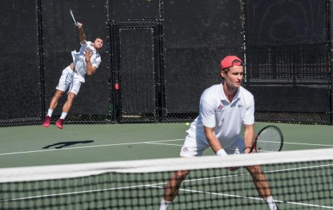 Aztecs team up for doubles championship