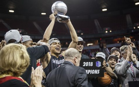 Aztecs headed to the NCAA Tournament after 82-75 victory over New Mexico