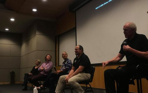 'Life after sports': Panel discusses what athletes do when they're no longer athletes