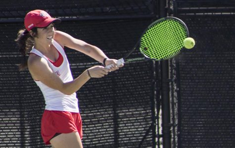Women's tennis takes step forward in MW win over San Francisco