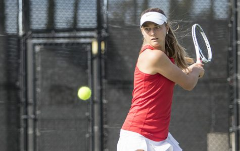 Jana Buth named MW Tennis Player of the Week for the second time