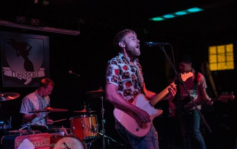 DAYTRIP performs at The Merrow in San Diego September 2017.