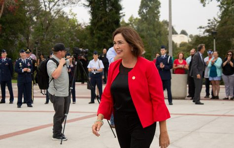 Preview: President Adela de la Torre's inauguration planned for April 11