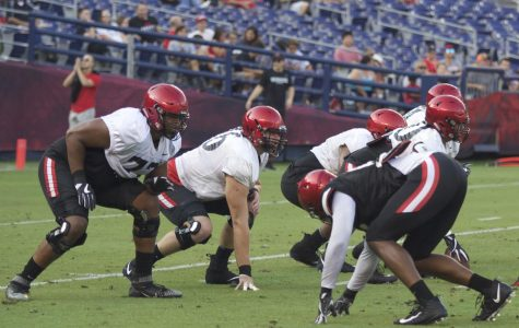 Offensive line looks to build upon breakout season