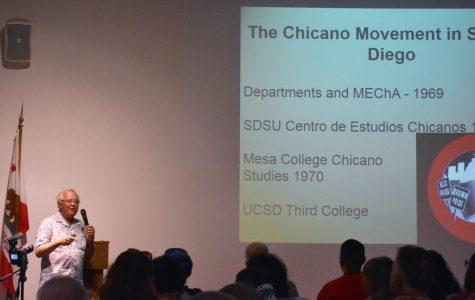 Profesor retirado de SDSU habla sobre el impacto histórico de latinos en San Diego