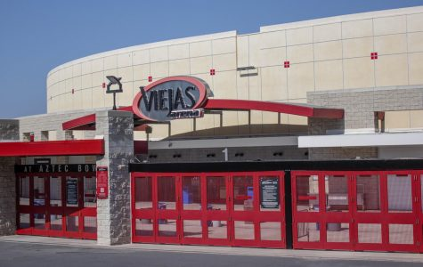 Campus meningitis vaccine clinics to take place in Viejas Arena on Oct. 5 and 8.