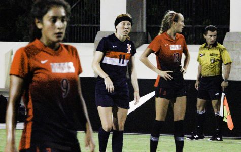 Women's soccer drop opener in exhibition with Cal State Fullerton