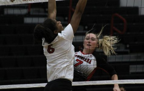 Aztecs drop five-set match to Louisiana, run losing streak to 10 games