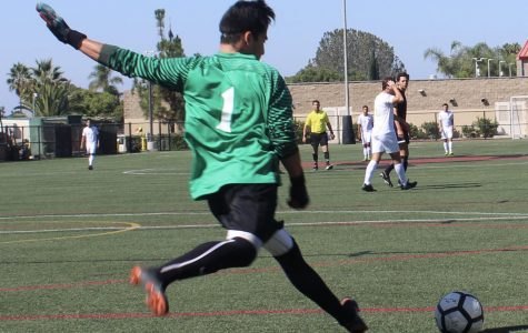 Club men's soccer ends Aztec Cup with 1-0 loss to UC Davis