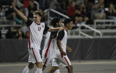 Aztecs defeat Brown, 2-0, for third straight victory