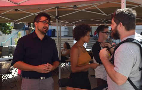 Sustainable transportation options promoted at campus fair
