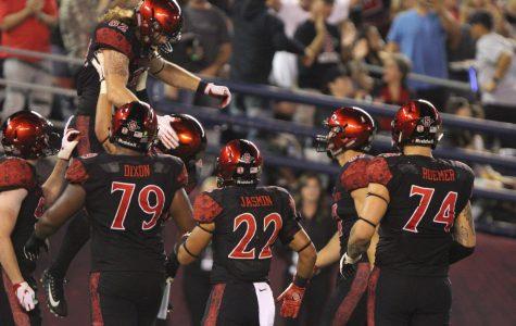 Aztecs win, 23-20, in overtime thriller against Eastern Michigan