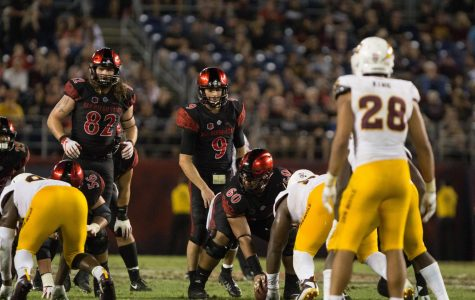 SDSU escapes with 28-21 victory over No. 23 Arizona State
