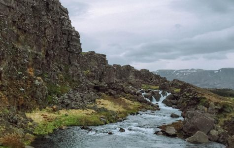 Hiking around Iceland's breathtaking sites
