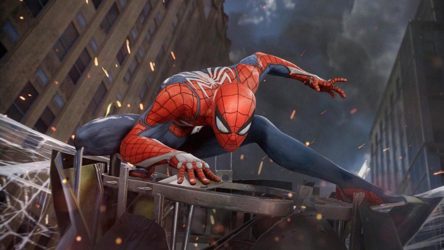 New Spider-Man video game impresses