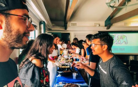 International Coffee Hour offers immersion in various cultures