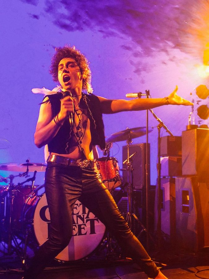 Greta Van Fleet holds free show, film screening in Los Angeles