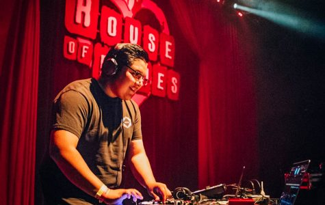 Student DJ finds local success in EDM