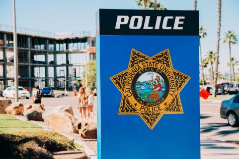 Parking lot burglary occurs at SDSU