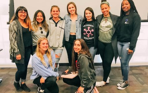 WOA promotes intersectional feminism on campus
