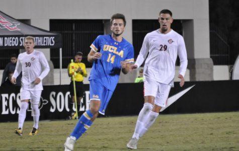 SDSU falls to UCLA in overtime thriller