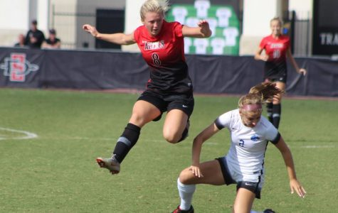 Aztecs bucked by Broncos in 1-0 loss at home