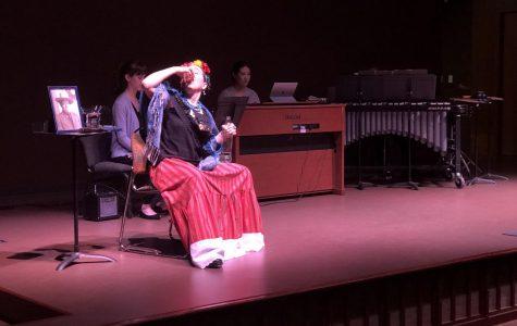 Obra sobre mujeres prominentes en latinoamerica Tres Vidas llega a SDSU