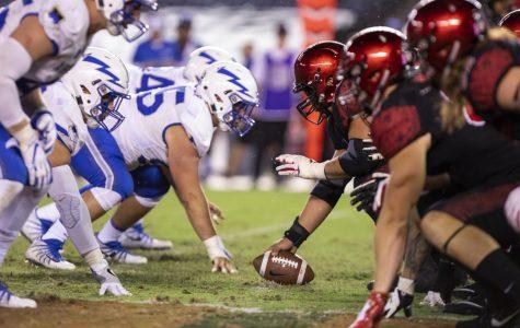 Aztecs welcome in San Jose State, look to extend five-game win streak