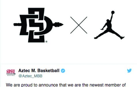 SDSU men's basketball is the eighth Jordan-sponsored school in nation, debut jerseys Thursday