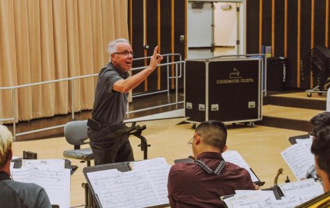 Grammy-winning musician Bill Yeager leads SDSU jazz studies through experience