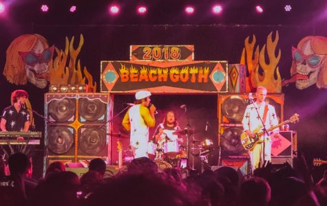 The Growlers bring 'beach goth' to Soma